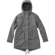 Novelty Fishtail Triclimate Coat NPW61737 (ZC)ミックスチャコール Mサイズ [アウトドア ジャケット レディース]