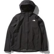 クラウドジャケット Cloud Jacket NPW11712 (K)ブラック XLサイズ [アウトドア  防水シェルジャケット レディース]