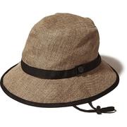 ハイクハット HIKE Hat NN01815 (NA)ナチュラル Mサイズ [アウトドア 帽子]