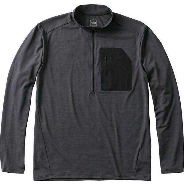 L/S Superhike Zip Up M ZC [アウトドア 長袖ジップシャツ]