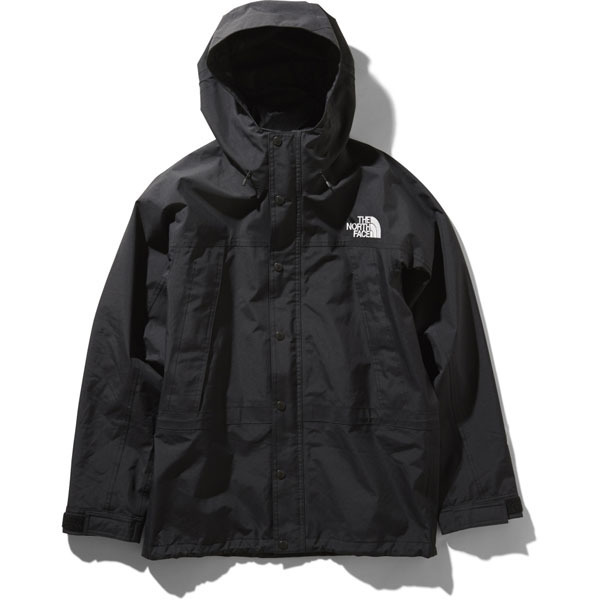 マウンテンライトジャケット Mountain Light Jacket NP11834 ブラック(K) XLサイズ [アウトドア ジャケット メンズ]