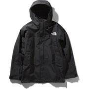 マウンテンライトジャケット Mountain Light Jacket NP11834 (K)ブラック XLサイズ [アウトドア ジャケット メンズ]