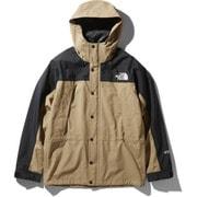 マウンテンライトジャケット Mountain Light Jacket NP11834 (KT)ケルプタン Mサイズ [アウトドア ジャケット メンズ]
