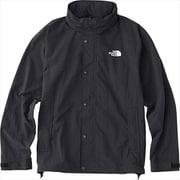 ハイドレナウィンドジャケット Hydrena Wind Jacket NP21835 (K)ブラック Lサイズ [アウトドア ジャケット メンズ]