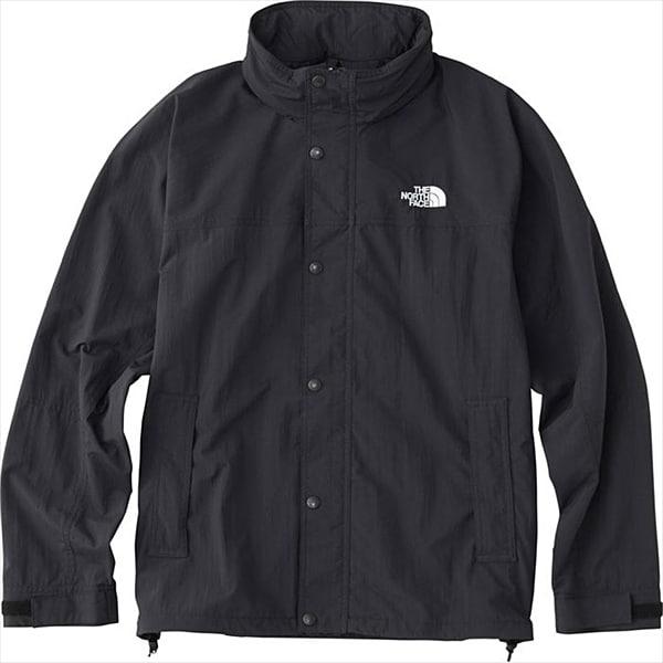 ハイドレナウィンドジャケット Hydrena Wind Jacket NP21835 (K)ブラック Sサイズ [アウトドア ジャケット メンズ]