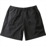 Versatile Short NB41851 (K)ブラック Mサイズ [アウトドア パンツ メンズ]