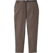 Dot Pocket Wool Pant NB81837 (BR)ブラッケンブラウン Mサイズ [アウトドア パンツ メンズ]