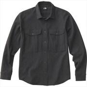 インヨーシャツ INYO SHIRT NR61803 (ZC)ミックスチャコールC Sサイズ [アウトドア シャツ メンズ]