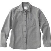 インヨーシャツ INYO SHIRT NRW61803 (Z)ミックスグレー Mサイズ [アウトドア シャツ レディース]