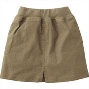Cotton OX Skirt NBG81830 (BC)ビーチグリーン 120cm [スカート キッズ用]