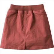 Cotton OX Skirt NBG81830 (HN)ヘナ 150cm [スカート キッズ用]