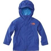 Scoop Jacket NPJ61845 (SD)ソーダライトブルー 90cm [アウトドアウェア キッズ用]