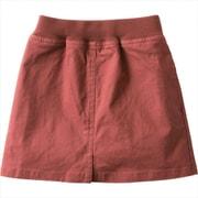 Cotton OX Skirt NBG81830 (HN)ヘナ 120cm [スカート キッズ用]