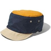 Trail Cap NN01809 (MU)マルチアーバンネイビー Mサイズ [アウトドア 帽子]