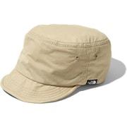 Trail Cap NN01809 (WB)ツイルベージュ Lサイズ [アウトドア 帽子]