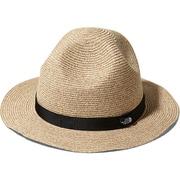 ウォッシャブル マウンテンハット Washable Mountain Braid Hat NN01914 (NB)ナチュラルベージュ [アウトドア 帽子]