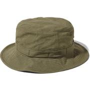 GORE-TEX Trekker Hat NN01927 (ND)ニュートープダークグリーン Lサイズ [アウトドア 帽子]