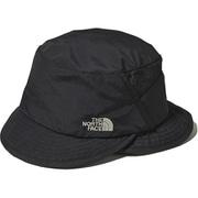 Compact Double Bill Hat NN01910 (K)ブラック Lサイズ [アウトドア 帽子 ハット]