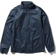 インパルスレーシングジャケット Impulse Racing Jacket NPW21980 (UN)アーバンネイビー Lサイズ [ランニングジャージ・ブレーカー]