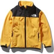 Mountain Versa Micro Jacket NAJ71883 (TY)TNFイエロー 120cm [アウトドア フリース ジャケット キッズ]