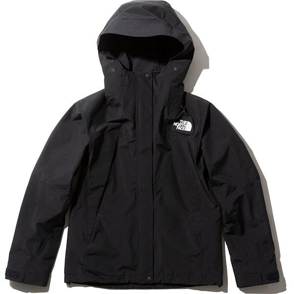 MOUNTAIN JACKET NPW61800 (K)ブラック Sサイズ [アウトドア ジャケット レディース]