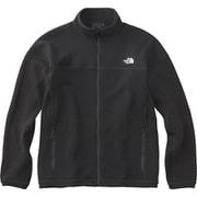 マウンテンテックセータージャケット Mountain TEKSWEATER Jacket NT61808 (K)ブラック Lサイズ [アウトドア ジャケット メンズ]