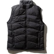 アコンカグアベスト Aconcagua Vest ND91833 (K)ブラック Sサイズ [アウトドア ダウンウェア メンズ]