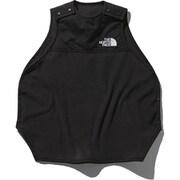 Baby Micro Fleece Sleeper NNB71801 (K)ブラック BFサイズ [ウエア ベビー用]