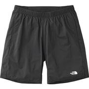 スワローテイルベントハーフパンツ Swallowtail Vent Half pants NB41877 (K)ブラック Lサイズ [ランニングパンツ メンズ]