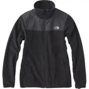 Mountain Versa Micro Jacket NLW61804 (K)ブラック Mサイズ [アウトドア フリース レディース]
