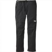 バーブサーマルパンツ Verb Thermal pants NB81801 (K)ブラック Lサイズ [アウトドア パンツ メンズ]