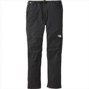 バーブサーマルパンツ Verb Thermal pants NB81801 (K)ブラック Mサイズ [アウトドア パンツ メンズ]