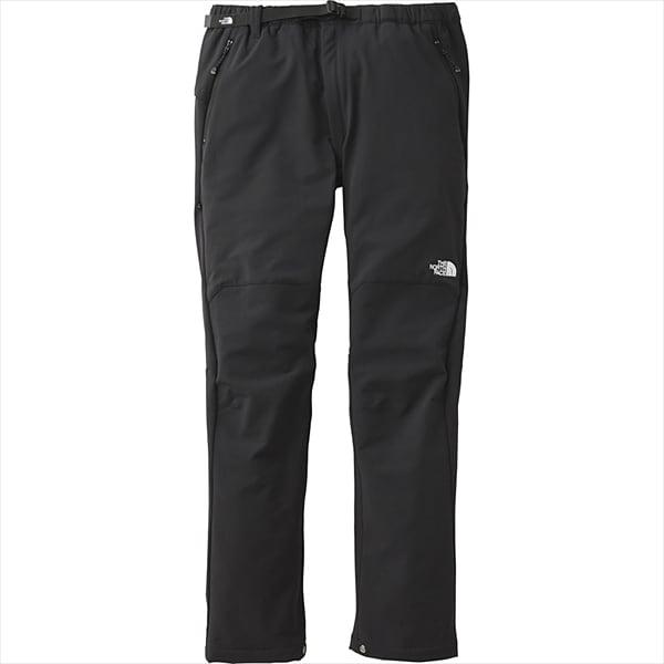 バーブサーマルパンツ Verb Thermal pants NB81801 (K)ブラック Sサイズ [アウトドア パンツ メンズ]
