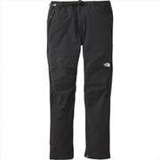 バーブサーマルパンツ Verb Thermal pants NB81801 (K)ブラック XLサイズ [アウトドア パンツ メンズ]
