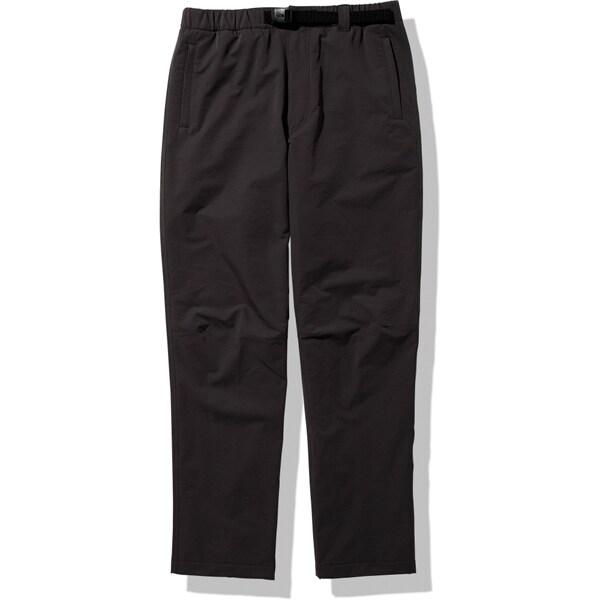 ドーローウォームパンツ Doro Warm pants NB81805 (K)ブラック Lサイズ [アウトドア パンツ メンズ]