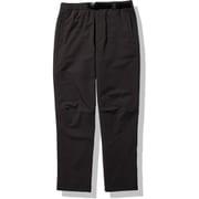 ドーローウォームパンツ Doro Warm pants NB81805 (K)ブラック XLサイズ [アウトドア パンツ メンズ]