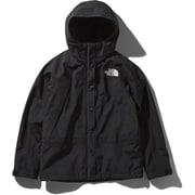 マウンテンライトジャケット Mountain Light Jacket NPW61831 (K)ブラック Sサイズ [アウトドア ジャケット レディース]