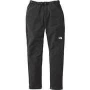 バーブサーマルパンツ Verb Thermal pants NBW81801 (K)ブラック Mサイズ [アウトドア パンツ レディース]