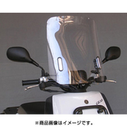 GE-03 [ウインドシールド GEAR/NEWS GEAR 走行中の風対策]