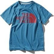 S/S TNF Logo Tee NTJ31972 CS_カリビアンシー 150cm [ウェア キッズ用]