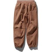 Cotton OX Climbing Pant NBJ31920 (CK)カーゴカーキ 140cm [パンツ キッズ]