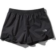 スワローテイルショーツ Swallowtail Shorts NBW41984 (K)ブラック Mサイズ [ランニングパンツ レディース]