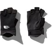 Simple FL Trekkers Glove NN11904 K_ブラック Sサイズ [アウトドア グローブ]