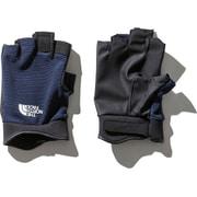 Simple FL Trekkers Glove NN11904 UN_アーバンネイビー Sサイズ [アウトドア グローブ]