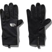 Hikers Glove NN11905 (K)ブラック Sサイズ [アウトドア グローブ]