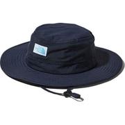 Kids Horizon Hat NNJ01903 (UN)アーバンネイビー KLサイズ [アウトドア帽子 キッズ用]