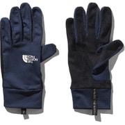 Hikers Glove NN11905 (UN)アーバンネイビー Sサイズ [アウトドア グローブ]