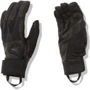 ビレイヤーグローブ Belayer Glove NN11907 (K)ブラック Mサイズ [クライミング グローブ]