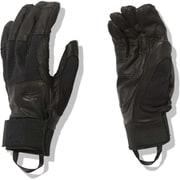 ビレイヤーグローブ Belayer Glove NN11907 (K)ブラック Lサイズ [クライミング グローブ]