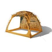 Homestead Shelter NV21904 (ZI)ジニアオレンジロウポリプリント [アウトドア テント]